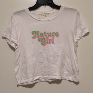 Nature Girl cropped tea small